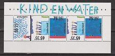 NVPH Nederland V 1418 blok sheet MNH PF kinderzegels 1988 Netherlands Pays Bas