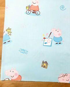 """60"""" inch Peppa pig fabric - per metre"""