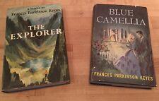 Blue Camellia & The Explorers Frances Parkinson Keyes 1957