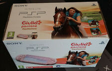 PSP Console Sony PlayStation Portable Bundle Giulia Riding psp-3004zp NEW