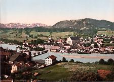 Deutschland, Krankenheil. vintage print photochromie, vintage photochrome  1