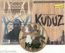 KUDUZ DVD 1989 Bosna Ademir Kenovic Goran Bregovic Abdulah Sidran Film Englisch