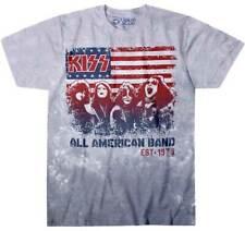 KISS American Band Dye T shirt