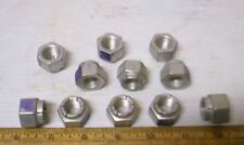 New listing Lot of 11 - Lock Nuts (Nos)