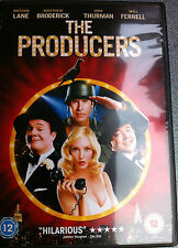 Matthew Broderick Nathan Lane le PRODUCERS ~ 2005 Musical Comédie GB DVD