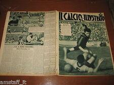 IL CALCIO ILLUSTRATO 1949/11=JUVENTUS LUCCHESE=INTER MODENA=MILAN FIORENTINA=