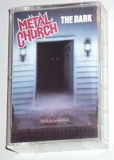 """CASETTE TAPE by METAL CHURCH """"THE DARK"""""""