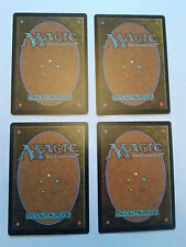 Silverblade Paladin X4 NM/SP MTG Magic the gathering (plus a mystery card)