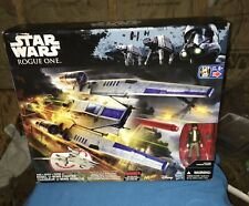 Star Wars Rebel U-Wing Fighter with figure. Hasbro 2016 New