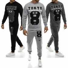 Tracksuit Long Sleeve Running Activewear for Men