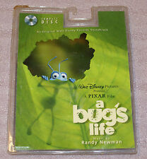 A Bug's Life [Blister] by Randy Newman (CD, Nov-1998, Walt Disney)