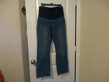 Planet Motherhood Size S Maternity Blue Jeans