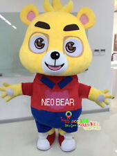 Panda Suit NEO Bear Mascot Costume Suits Cosplay Party Game Adults Size Outfits