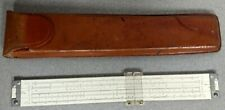 Vintage Pickett 800-T Log Log Synchro-Scale Slide Rule with Case