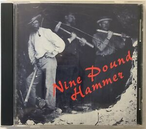 NINE POUND HAMMER ~ S/T (Country, Bluegrass) (CD, 2000, Unknwn) Alt-Country Indy