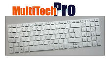 DE Tastatur f. Acer Aspire 5943 5943G 8943 8943G 8950 8950G -Silber- QWERTZ