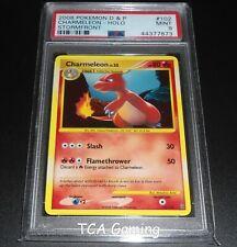 PSA 9 MINT Charmeleon 102/100 DP Stormfront Pokemon Card