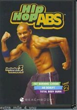 SHAUN T BEACHBODY HIP HOP ABS LEVEL 2 SET OF 2 DVDS FITNESS PRESENT NEW GYM