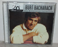 CD BURT BACHARACH - 20TH CENTURY MASTERS