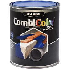 Rust-Oleum combicolor Multi-Surface peinture Gentian BLEU BRILLANT 2.5L RAL 5010