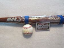 KELLY DUGAN~BASEBALL~BAT~CARD~BALL~GAME~USED~AUTO~SIGNED~PHILLIES~MLB~AUTHENTIC