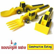 NEW - Children's Constructive Eating Utensils. Trusted Australian seller