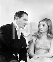 8x10 Print Fredric March Veronica Lake I married a Witch 1942 #090
