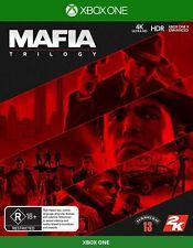 Mafia Trilogy Xbox One 1 2 3 AU