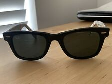 Ray-Ban Wayfarer Special Unisex Sunglasses- Black/Black! Excellent Condition!