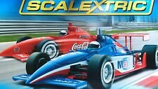 * Scalextric C1206 Speed Rivals Set Racer No. 5 and Racer No. 7 Starter Set