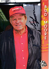 D-Day Utah Beach Bud Moore later became a legendary NASCAR owner SIGNED CARD