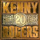 ROGERS Kenny - Great 20 years - CD Album