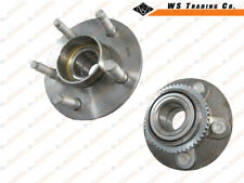 2 Ford Falcon Fairmont Fairlane AU BA BF Territory 2WD Front Wheel Bearing Hubs