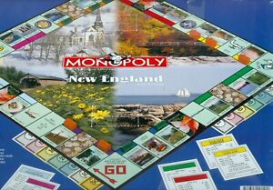 2001 Monopoly New England Edition - Replacement Game Parts/Pieces - You Choose