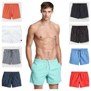Mens New Swimming Quick Dry Trunks Swimwear Quality Beach Summer Holiday Shorts