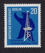 West Berlin: Broadcasting Exhibition / Hans Boeckler; unmounted mint