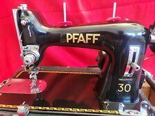 Pfaff 30 Leather Tough Sewing Vintage 130
