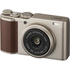 Fujifilm XF10 Digital Compact Camera: Champagne Gold