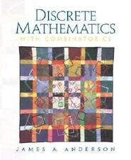 Discrete Mathematics with Combinatorics, Bell, James, Anderson, James, Anderson,