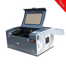 New ! USB PORT 50W CO2 LASER ENGRAVING & CUTTING MACHINE 300*500mm WITH  CE, FDA