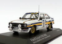 Minichamps 1/43 Scale 400 808410 - Ford Escort II RS1800 - Rally Acropolis '78