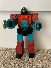 "VINTAGE 1984 HASBRO 6"" TRANSFORMER TOY ACTION FIGURE ROBOT"