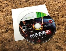 Mass Effect 3 Disc 2 for Microsoft XBOX 360, Disc 2 Only