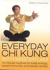 Everyday Chi Kung Master Lam 15-Minute Routines to Build Energy-Free Shipping
