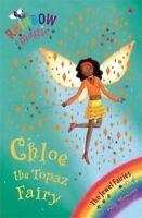Chloe the Topaz Fairy by Daisy Meadows (Paperback) New Book