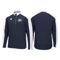 Georgia Southern Eagles Adidas NCAA Men's Navy Blue Sideline Climalite Knit