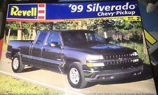 Chevrolet Chevy Silverado '99 Pick Up 1/24 Revell Kit Neuf