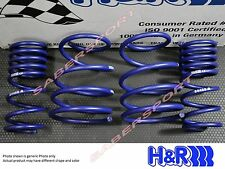 H&R Sport Lowering Springs for 1987-1995 Mercedes W124 300E E320 Sedan RWD