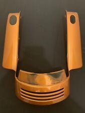 09-18 OEM Harley Touring Street Glide Rear Fender Fascia (spoiler) wrap Trim