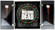 The Walking Dead Dart Board Cabinet *Original Cast* Collector Set, Best dad gift